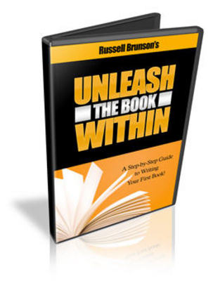 Product picture Unleash The Book Within...