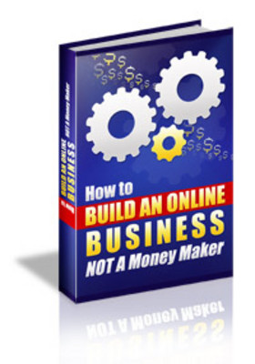 Product picture How To Build An Online Business