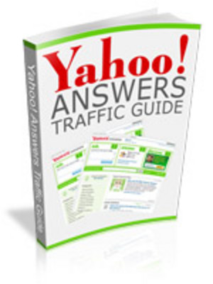 Product picture Yahoo! Answers Traffic Guide