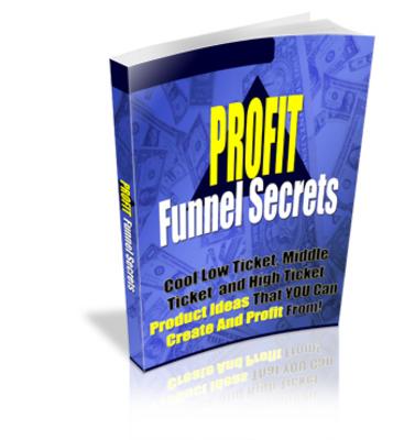 Product picture Profit Funnel Secrets